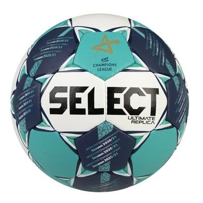 Míč na házenou Select HB Ultimate Replica CL men bílo-zelená, Select