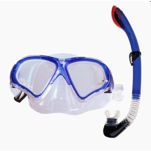 Sada Spokey TORTUGA brýle+šnorchl modrá, Spokey