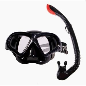 Sada Spokey TORTUGA brýle+šnorchl černá, Spokey
