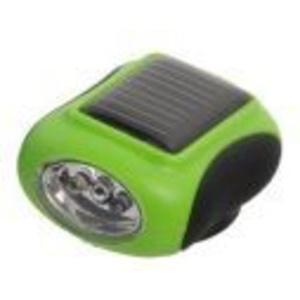 Svítilna Frendo Dynamo XS solar zelená, Frendo