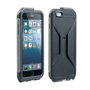 Obal Topeak Weatherproof RideCase pro iPhone 6 Plus černá/šedá TT9848BG, Topeak