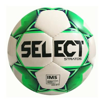 Fotbalový míč Select FB Stratos bílo zelená, Select