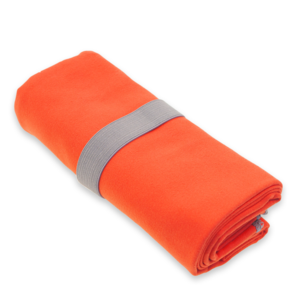 Rychleschnoucí ručník HIS barva lososová L 50x100 cm, Yate