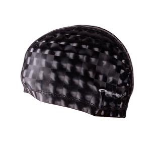 Plavecká čepice Spokey TORPEDO 3D černá