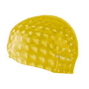 Plavecká čepice Spokey TORPEDO 3D žlutá, Spokey