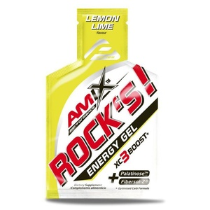 Amix Rock's Energy Gel, Amix