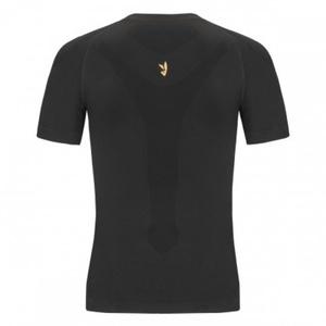 Triko Zajo Contour M T-shirt SS Black, Zajo
