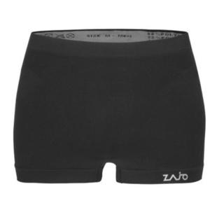 Boxerky Zajo Contour M Boxer Shorts Black, Zajo