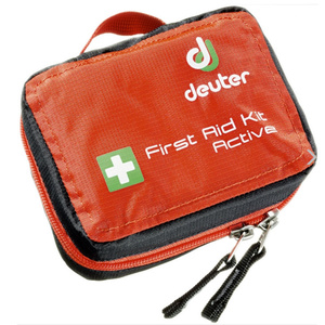 Lékarnička Deuter First Aid Kit Active plná (3943016)