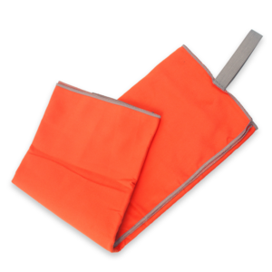 Rychleschnoucí ručník Yate HIS barva lososová L 50x100 cm