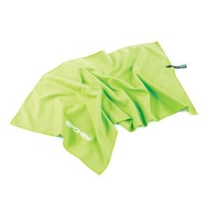 Rychleschnoucí ručník Spokey SIROCCO M 40x80 cm, zelený, Spokey