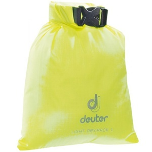 Vodotěsný vak Deuter Light Drypack 1 neon (39680), Deuter