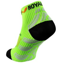 Ponožky ROYAL BAY® Neon Low-Cut Green 6099