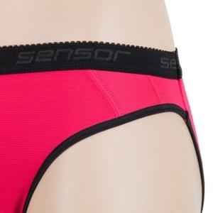Dámské kalhotky Sensor Double Face růžová 16200056, Sensor