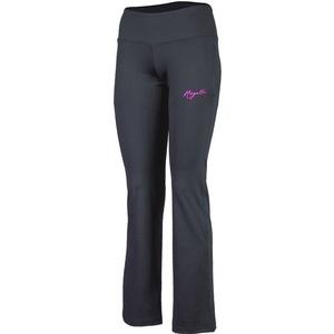 Dámské fitness kalhoty Rogelli FADYA černo-růžové 050.208, Rogelli