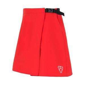 Dámská cyklistická sukně Sensor CYKLO LUNA červená 15100116, Sensor