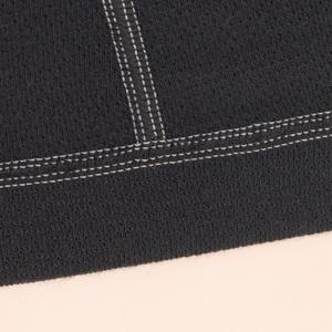 Pánské boxerky Sensor Double Face černé 1003027-02