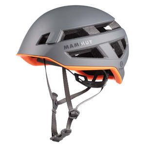 Horolezecká helma Mammut Crag Sender Helmet titanium, Mammut