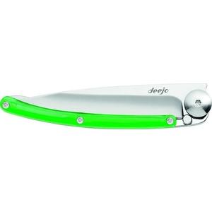 Nůž Deejo Colors 27G, zelený 9AP003, Deejo