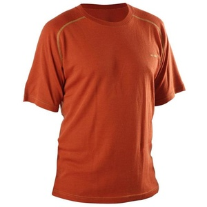Triko AFARS Merino krátký rukáv Orange, Warp