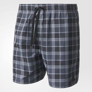 Plavecké šortky adidas Check Short SL AJ5559, adidas