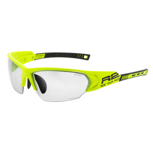 Sportovní sluneční brýle R2 UNIVERSE RX žluté AT070G, R2