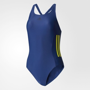 Plavky adidas Essence Core 3S One Piece BS0325, adidas