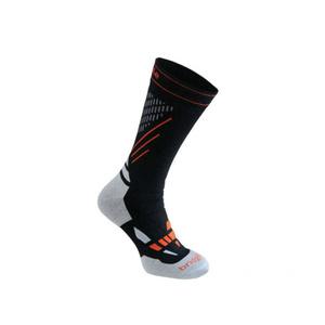 Ponožky BRIDGEDALE XC Race 850 Black/Stone, bridgedale