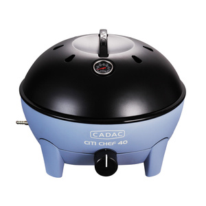 Plynový přenosný gril Cadac CITI CHEF 40 modrý, Cadac