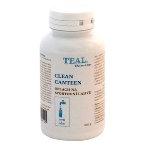 Mycí přípravek TEAL Clean Canteen 200g 09110T, Teal