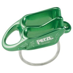 Jistící brzda PETZL Reverso zelená D017AA01, Petzl