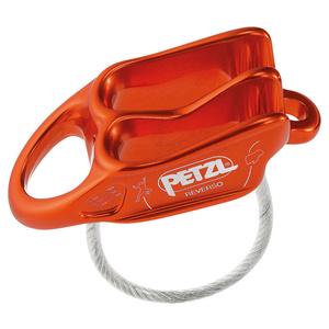 Jistící brzda PETZL Reverso červenooranžové D017AA02, Petzl