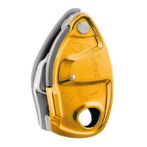 Jistící brzda PETZL GriGri + oranžová D13A AG, Petzl