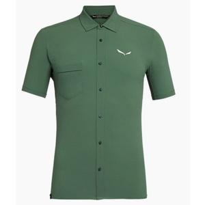 Košile Salewa PUEZ MINICHECK 2 DRY M S/S SHIRT 27736-5940, Salewa