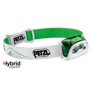 Čelovka Petzl ACTIK zelená E099FA02, Petzl