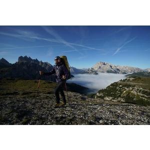 Bunda Direct Alpine CYCLONE indigo/aurora, Direct Alpine