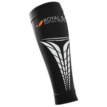 Kompresní lýtkové návleky ROYAL BAY® Extreme Black 9999, ROYAL BAY®