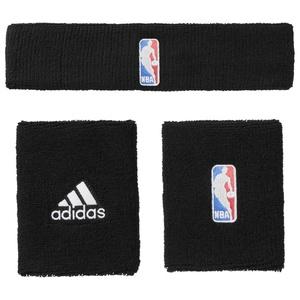 Potítko adidas NBA Wristband+Headband G68791, adidas