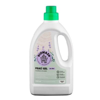 Biowash Gel levandule/lanolín na vlnu 1,5 l, Biowash