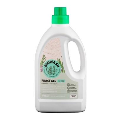 Biowash Gel rozmarýn/lanolín na vlnu 1,5 l, Biowash