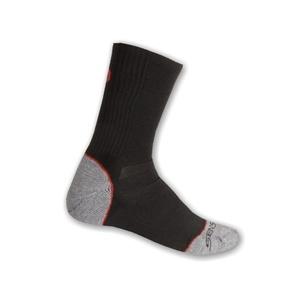 Ponožky Sensor Hiking Bambus černá/červená 14100057, Sensor
