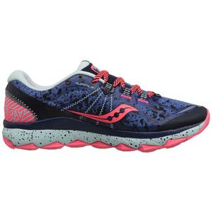 Dámské běžecké boty Saucony Nomad TR Blue/navy/coral, Saucony