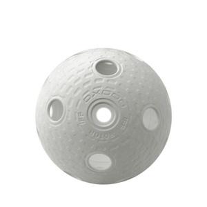 Florbalový balonek Oxdog Rotor White, Oxdog