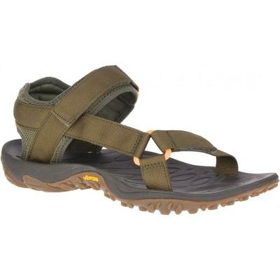 Pánské sandály Merrell Kahuna Web hnědá, Merrel