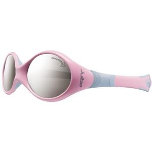 Sluneční brýle Julbo LOOPING II SP4 Baby pink/yellow , Julbo