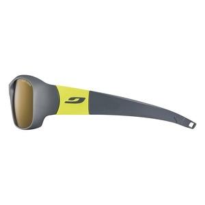 Sluneční brýle Julbo PICCOLO Polar3 Junior dark grey/yellow green, Julbo