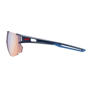 Sluneční brýle Julbo AEROSPEED ZEBRA LIGHT RED dark blue/dark blue/orange, Julbo