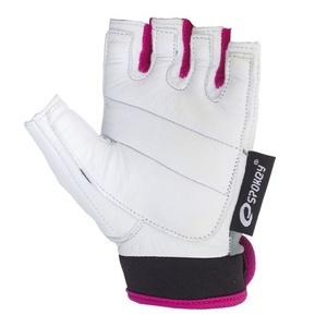 Dámské Fitness rukavice Spokey ELENA béžové, Spokey