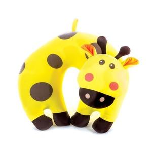Dětský cestovní polštářek Spokey žirafa, Spokey