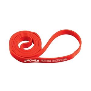 Odporová guma Spokey POWER II červená odpor 8-15 kg , Spokey